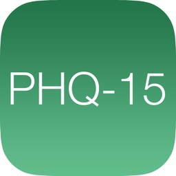 PHQ-15 Somatic Symptom Severity Scale