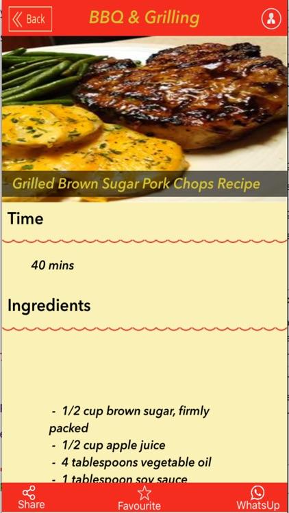 2000+ BBQ & Grilling Recipes screenshot-4