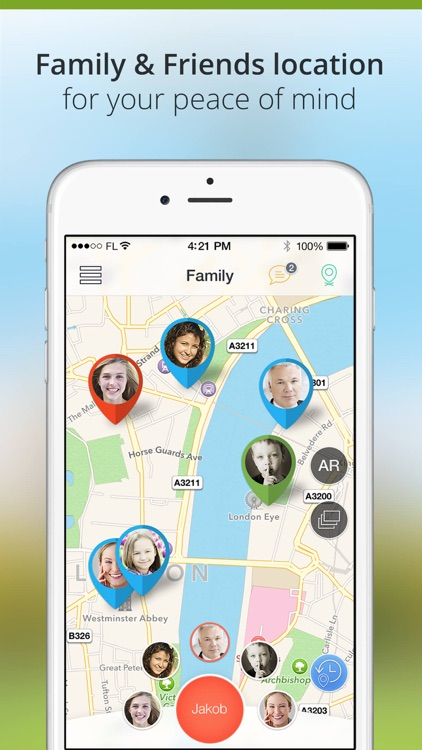 Family Locator - GPS Phone Tracker
