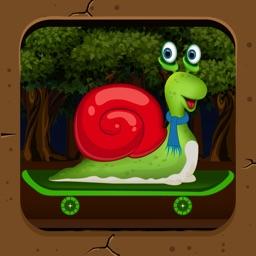 Skate Snail