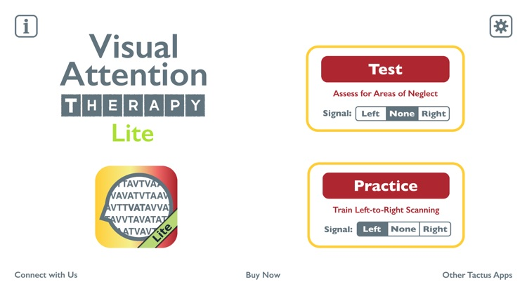 Visual Attention Therapy Lite - Cognitive Training