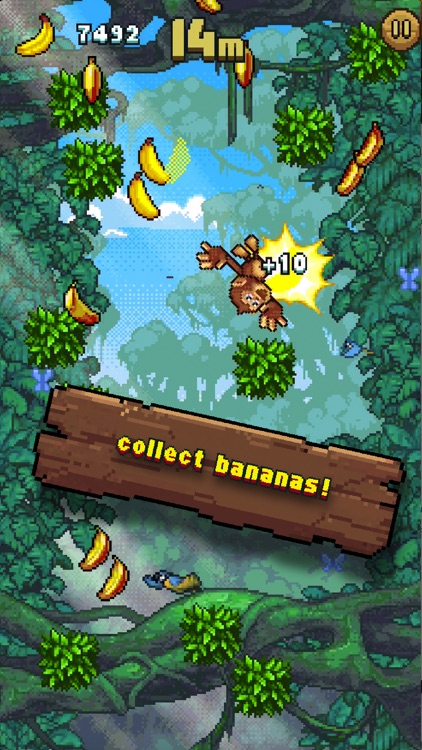 Monkey Swingers screenshot-4