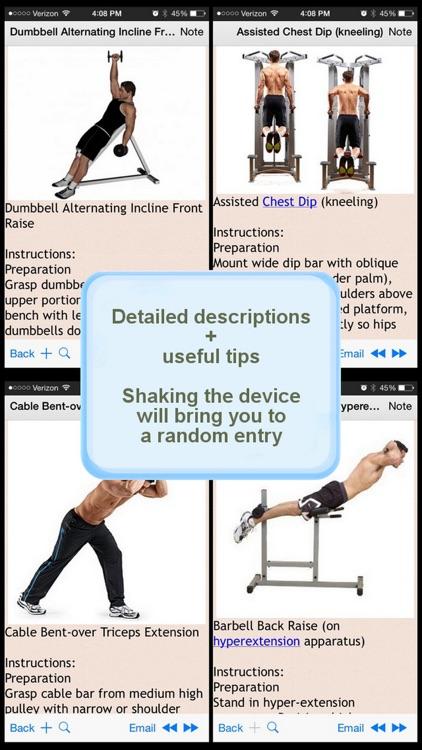 700 Bodybuilding Exercises