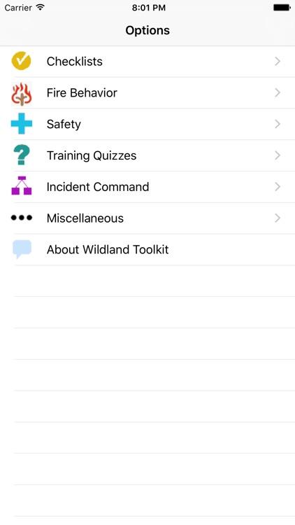 Wildland Toolkit screenshot-3