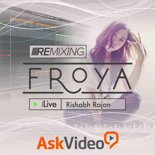 Remixing Froya For Live 9