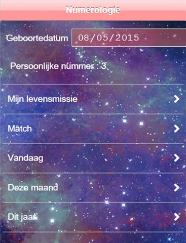 Screenshot #4 pour Numerologie