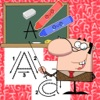 abc 123 rastreo para niños de kinder - alfabetos de escritura a mano