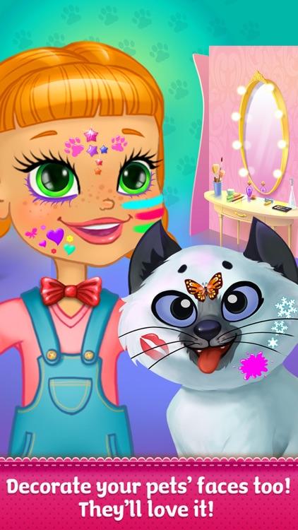 Face Paint Party - Kids Coloring Fun screenshot-3