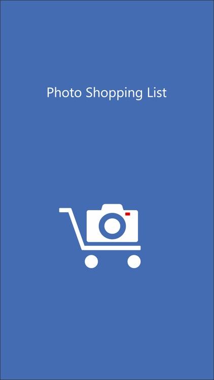 PhotoShoppingList