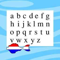 Poisson Rouge Nederlandse Alfabet