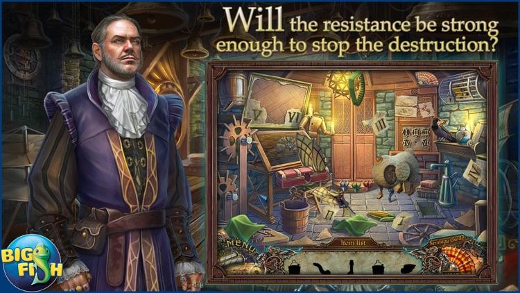 Grim Facade: The Artist and The Pretender - A Mystery Hidden Object Game (Full) screenshot-0