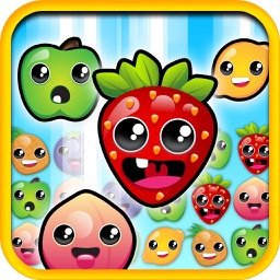 Burst Fruits Mania! - Tap Match Puzzle Blast!