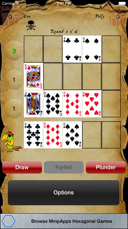 Pirate Poker - a game for the brave screenshot-3