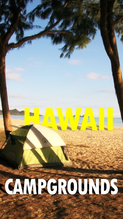 Hawaii Camping screenshot-0