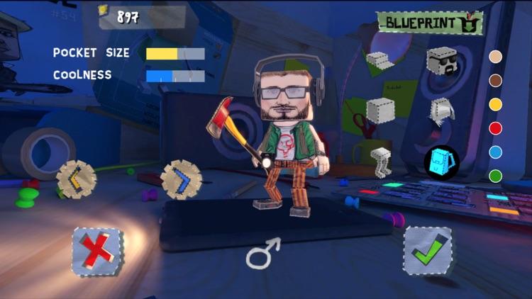 Squareface screenshot-0