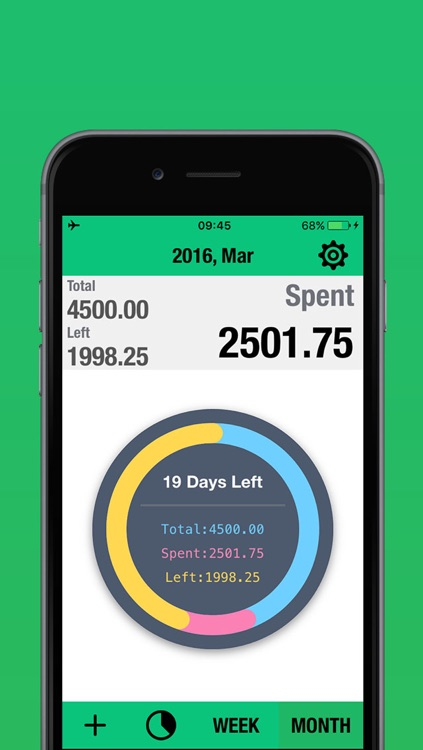 My Weekly Budget Tracker MWBT - Home Budget Expense Planner with Sync, Daily & Monthly Spending Tracker