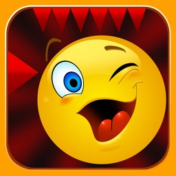 Smiley Emoji Bounce: Dodge the Spikes Pro