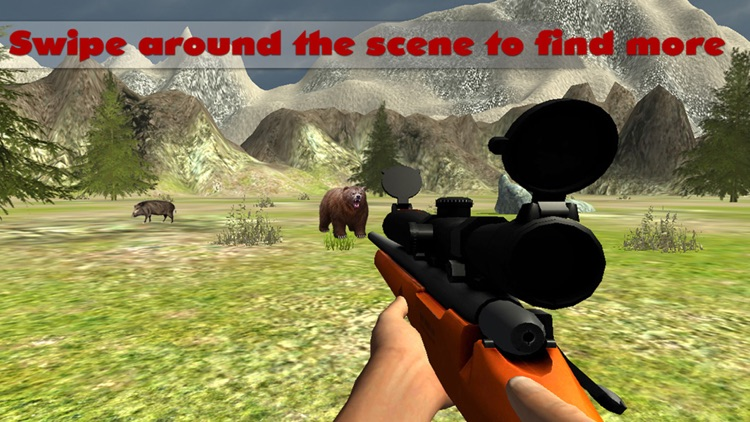 Jungle Sniper Hunting : Hunt Wild Jungle Animals