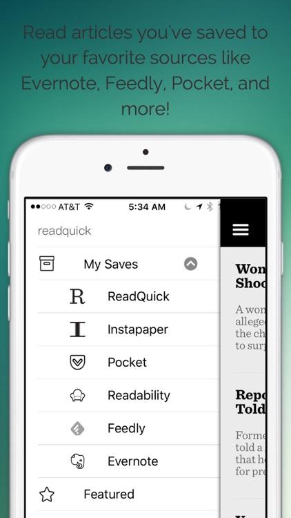 ReadQuick - Speed Reader screenshot-3
