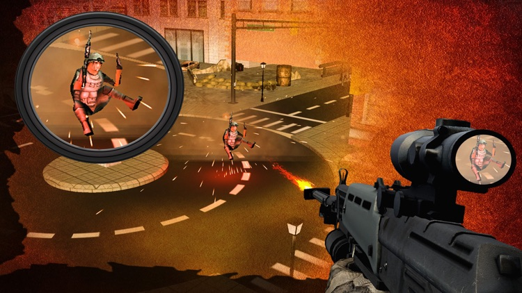 Best American Sniper - Aim and Shoot To Kill Enemy Soldiers screenshot-1