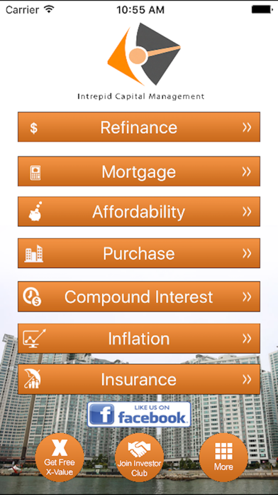 Intrepid Financial Budget Calculator screenshot two