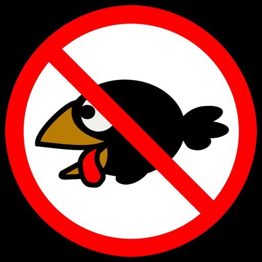 Stop Crows - The Hidden Guardian