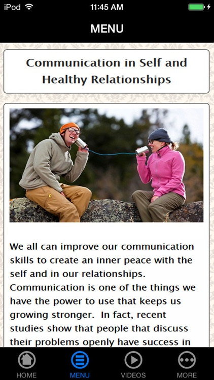 9 Helpful Hints to Healthy Self-Concept Relationship