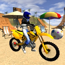 Activities of Motocross Beach Jumping 2 - Motorcycle Stunt & Trial Game