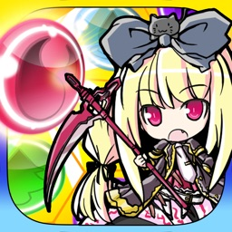 Puzzle Witches Kawaii Magical girls puzzle free.