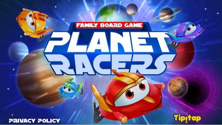 Planet Racers: Family Board Game screenshot-4