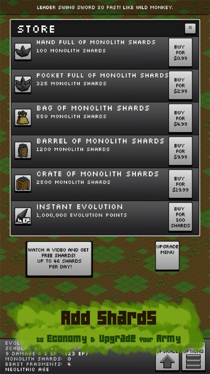 The Monolith - Tap Attack the Monster screenshot-4