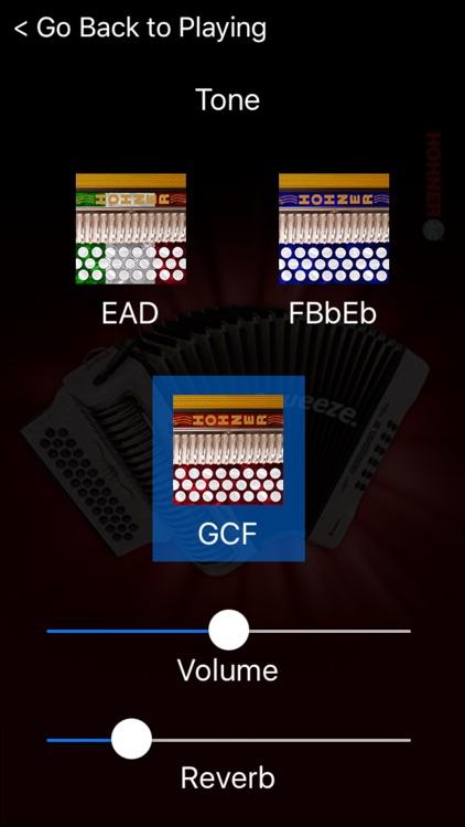 Hohner-GCF Mini-SqueezeBox - All Tones Deluxe Edition