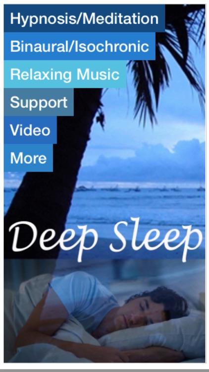 Ultimate Deep Sleep-Hypnosis Meditations with Binaural and Isochronic beats