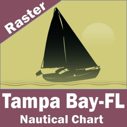 Tampa Bay (Florida)  - Raster Nautical Charts
