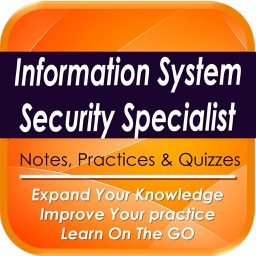 Information System Security Exam Review:  2200 Concepts, Study Notes & Exam Quiz