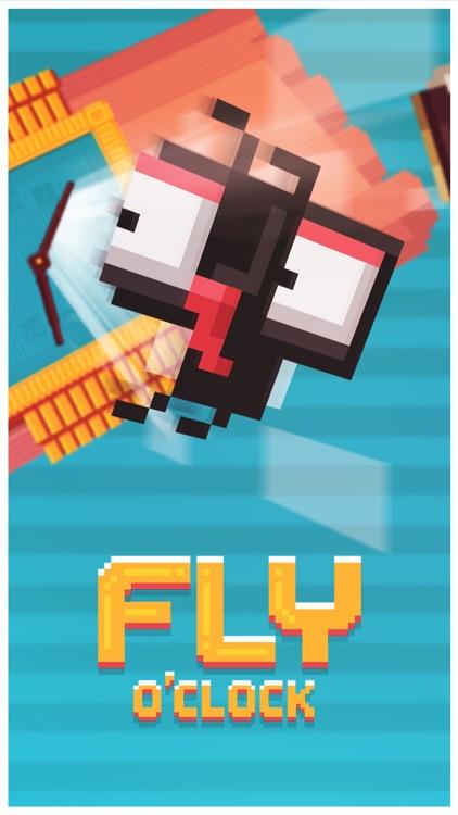 Fly O'Clock - Endless Jumper Survival