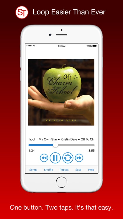 SongTool: Change Speed & Pitch, Loop Audio screenshot-3