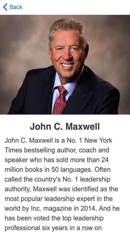 Failing Forward Meditations by John C Maxwell screenshot-2