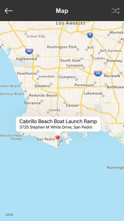 California Boat Ramps & Fishing Ramps screenshot-3