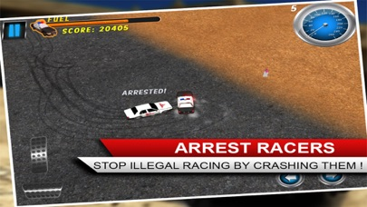 Download Mad Cop 2 - Police Car Race and Drift (Ads Free) for Pc