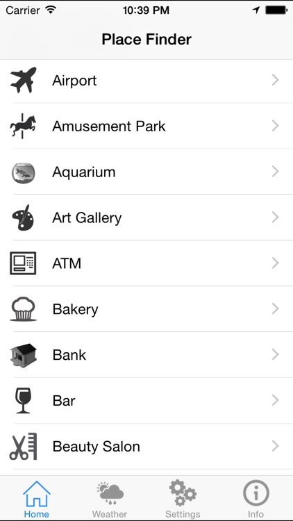 Place Finder Premium-Find Near By Location Browser