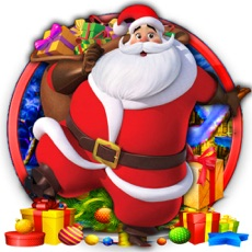 Activities of Santa in Candy Land