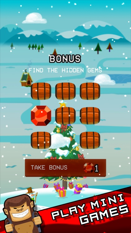 Jetpack Kong Revolution screenshot-3