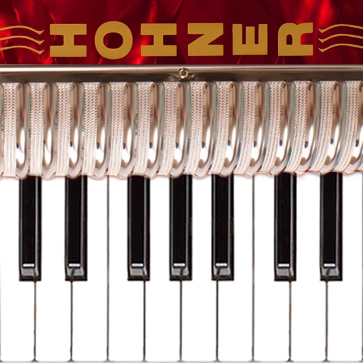 Hohner Piano SqueezeBox Accordion Pro