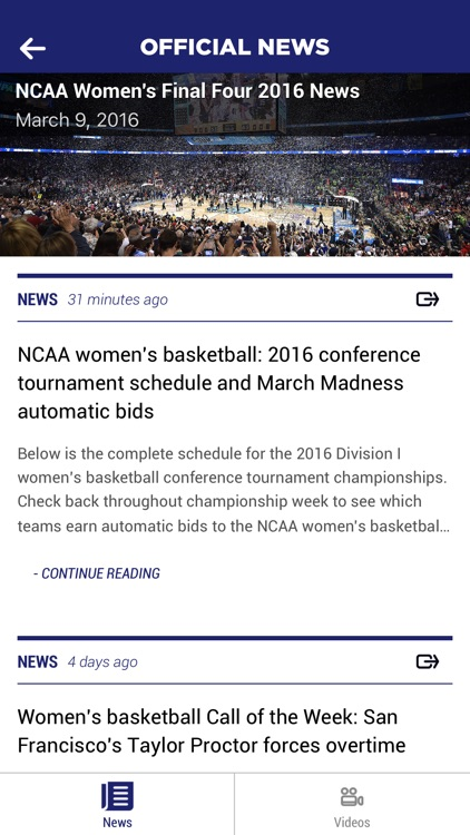 NCAA® DI Women's Basketball Championship screenshot-4