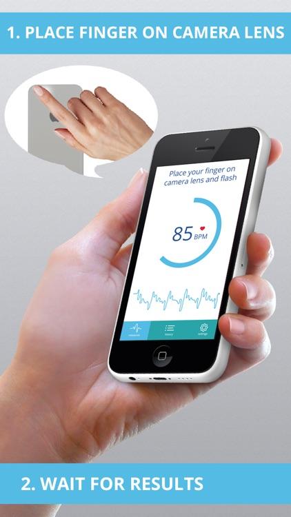 Heart Rate PRO - best app to measure pulse