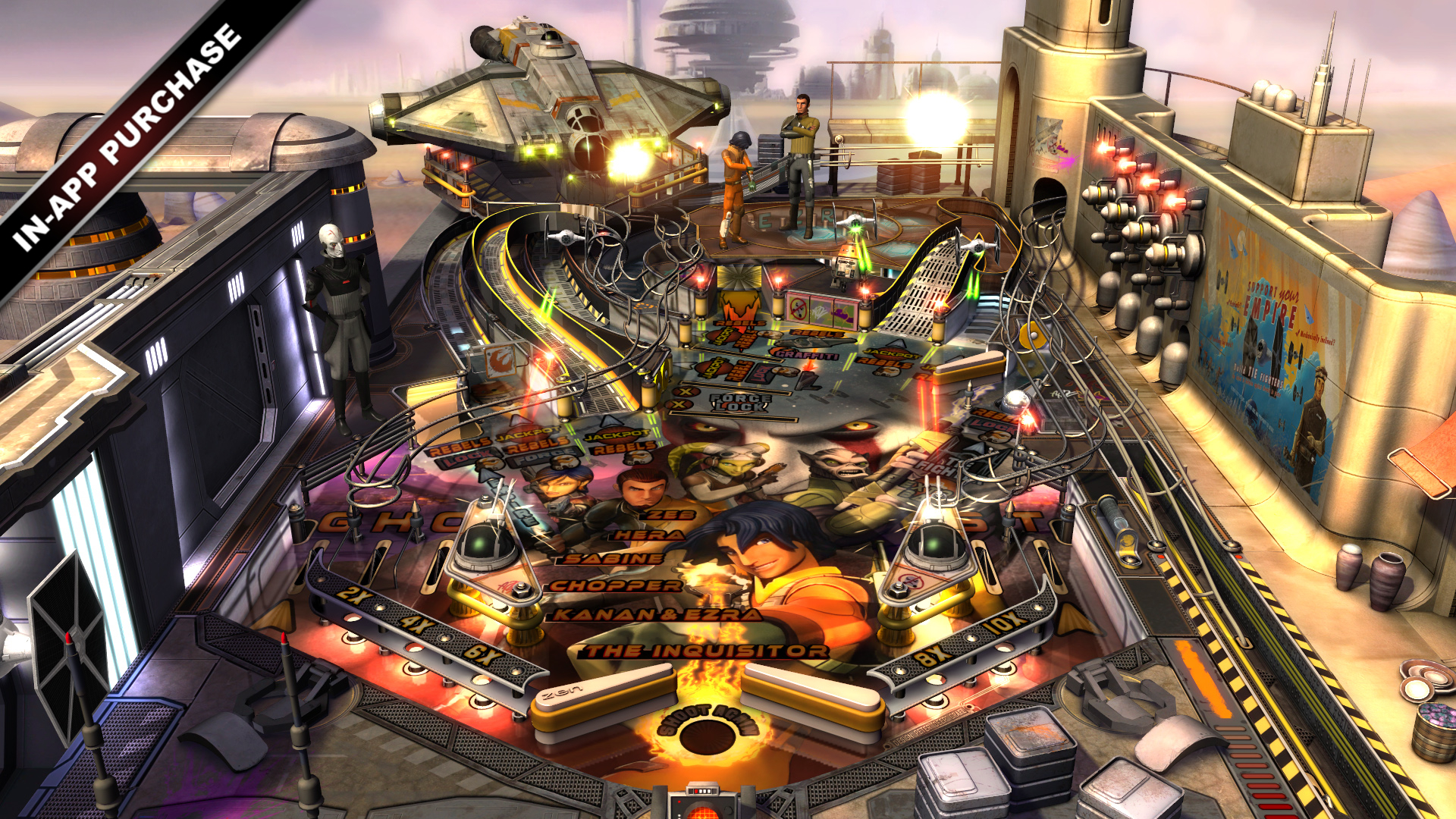 Zen Pinball screenshot 15