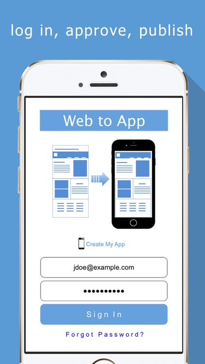 Web to App screenshot-3