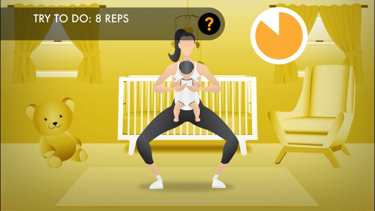 New Mom Workout: Post Pregnancy Exercises With Baby