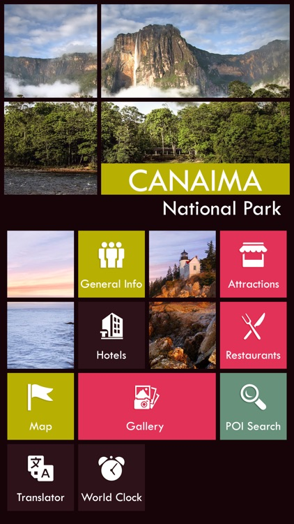 Canaima National Park Travel Guide